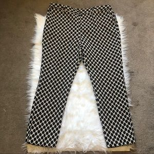 Worthington Women's Geometric slacks